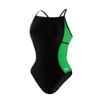 Speedo Sprint Splice PowerPLUS Thin Strap Female