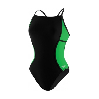 Speedo Sprint Splice PowerPLUS Thin Strap Female product image