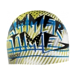 Speedo Jammer Time Silicone Swim Cap