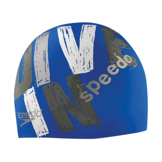 Speedo Dive In Silicone Swim Cap product image