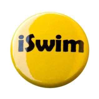 I Swim Button product image