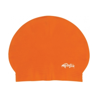 Dolfin Solid Latex Swim Cap product image