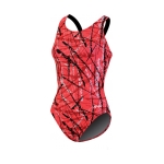 Dolfin Acer Lycra Print HP Back Female