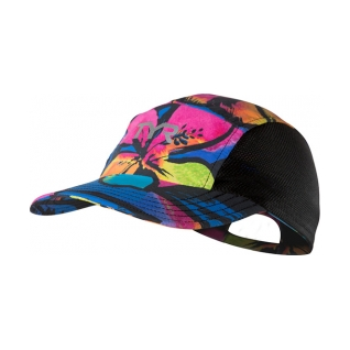 Tyr Sola 5 Panel Running Hat with Mesh Male product image