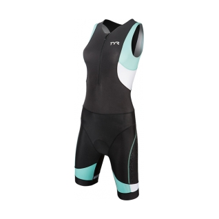 Tyr Tri Competitor Trisuit with Front Zipper Female product image