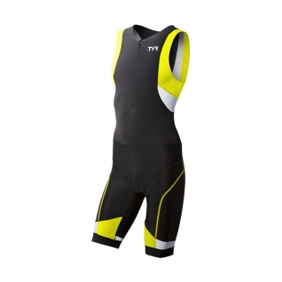 Tyr Tri Competitor Trisuit with Front Zipper Male product image