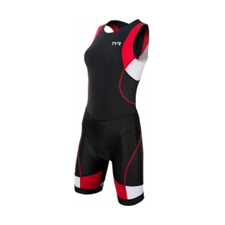Tyr Tri Competitor Trisuit with Back Zipper Female product image