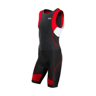 Tyr Tri Competitor Trisuit with Back Zipper Male product image