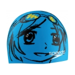 Speedo Manga Mix Silicone Swim Cap