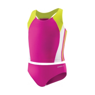 Speedo Infinity Splice Two Piece Suit Girls 4-6X product image