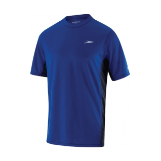 Speedo Longview Short Sleeve Swim Tee Male product image