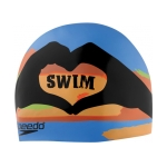 Speedo I Heart Swim Cap