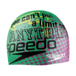 Speedo No Limits Silicone Swim Cap