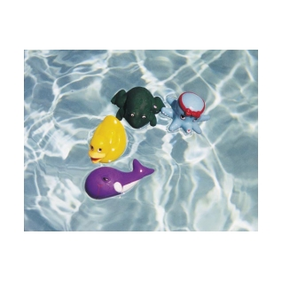 Water Gear Water Play and Dive Pets 4-Pack product image