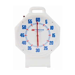 15in Pace Clock White product image