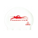 Water Gear Freestyle Swim Cap