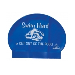 Water Gear Swim Hard Or Get Out Swim Cap