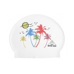 Water Gear Swim Cap PALMS