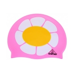 Flower Silicone Swim Cap