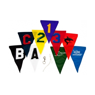 Custom Backstroke Flags product image