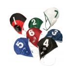 Water Polo Cap Extender Set