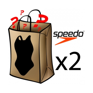 Speedo Best Grab Bag 2 Pack Female product image
