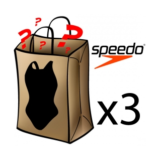 Speedo Best Grab Bag 3 Pack Female product image