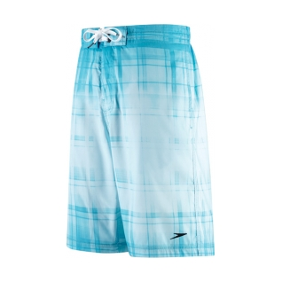 Speedo Dip Dye Plaid E-Board Short Male product image
