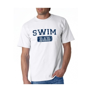 Special Ts Swim Dad T-Shirt product image