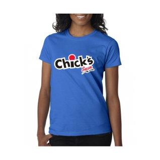 Special Ts Chicks Swim T-Shirt product image