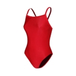 Waterpro Swimwear Solid Polyester