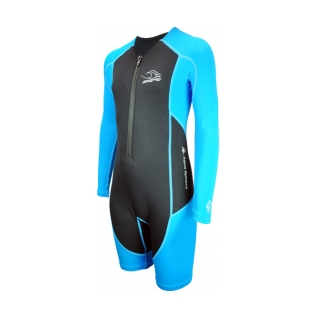 Aqua Sphere Long Sleeve Stingray Core Warmer Thermal Suit Kids product image