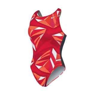 Nike Jagged Geo High Neck Tank Female product image