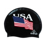 Usa Swimming Cap