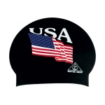 Water Gear Usa Latex Swim Cap