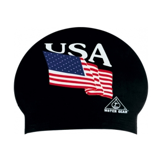 Water Gear USA Latex Swim Cap product image