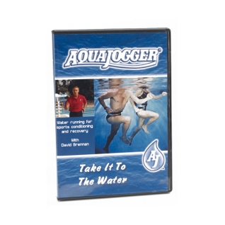 AquaJogger Take It To The Water DVD product image