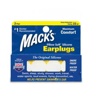 Macks Silicone Ear Plugs product image