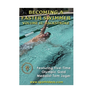 Backstroke DVD - Faster product image