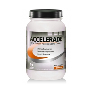 Clearance Accelerade Sports Drink Orange 30 servings product image