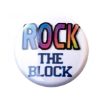 Rock The Block Button