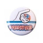 Swim Button Freestyle