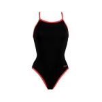 Dolfin Solid Polyester Rev. Cross Back Female