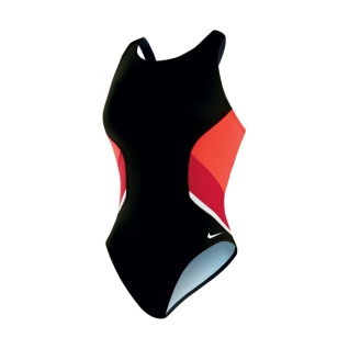 Nike Poly Team Splice Fast Back Tank Female product image