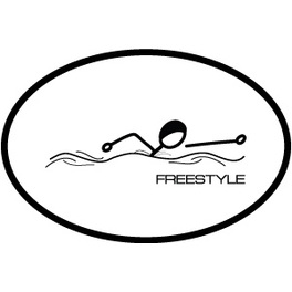 BaySix Freestyle Stick Figure Decal product image