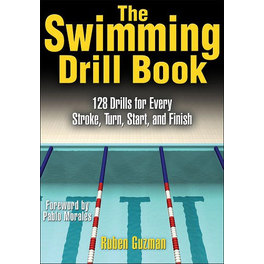 The Swimming Drill Book product image