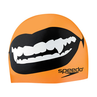 Speedo Fang Thang Silicone Swim Cap product image