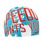 Speedo The Recruit Silicone Swim Cap