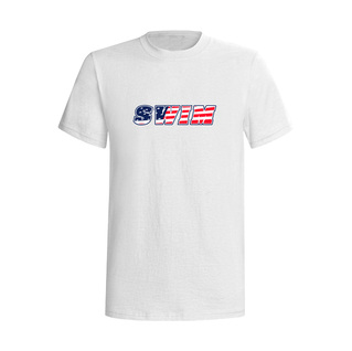 Swim USA Flag T-Shirt product image