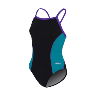 Dolfin Xtra Life Lycra Team Panel V-2 Back Female product image